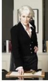 Miranda Priestley (Meryl Streep)